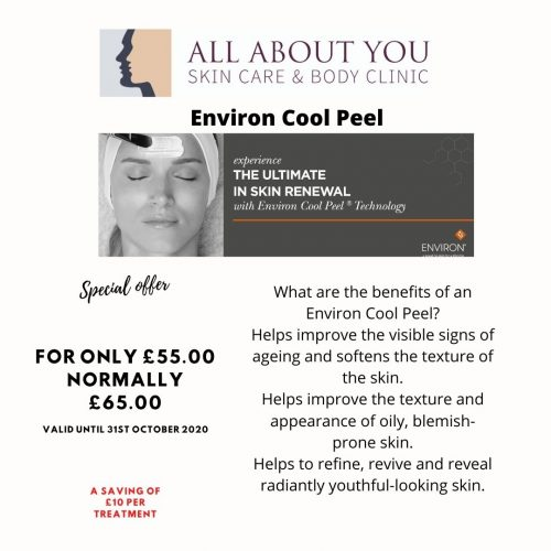 Environ Cool october 2020 offer